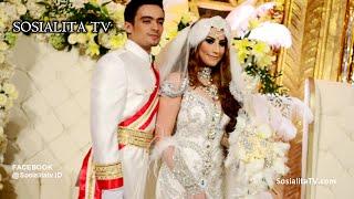 THE WEDDING BY TASYI & SYECH Www.sosialitatv.com