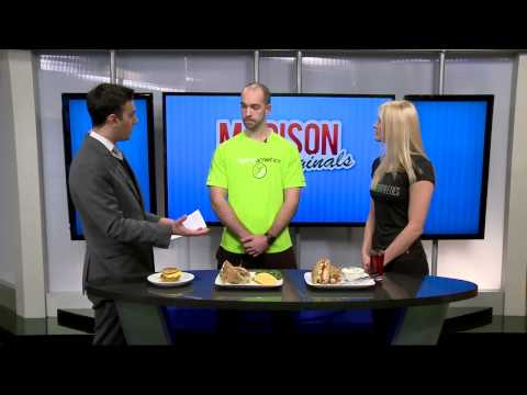 Madison Originals Fit Fresh Cuisine Interview AM 1-12-2014
