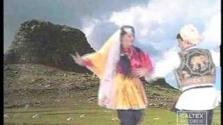 getlinkyoutube.com-Shahnaz Tehrani & Hojati - Gholi (Azari Music & Dance) | حجتی و شهناز تهرانی