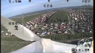 getlinkyoutube.com-FPV летающее крыло