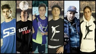 THE BEST STREET FOOTBALL SKILLS MIX ● SEAN GARNIER ● JEAND DOEST ● SKILLS TWINS AND OTHERS.
