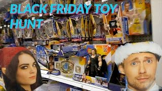 getlinkyoutube.com-Tommy's Toy Travels 44: BLACK FRIDAY MADNESS! Toy Hunt across EIGHT STORES!!