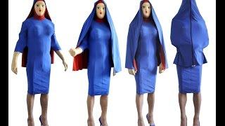 getlinkyoutube.com-Crossdressingmode Fetisch Bondage Outfits