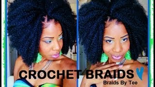getlinkyoutube.com-CROCHET BRAIDS: Girrrllll Is That Your Natural Hair??