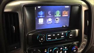 getlinkyoutube.com-2015 Silverado MyLink Smartphone Navigation Interface