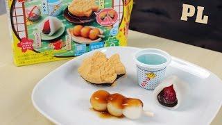 getlinkyoutube.com-Kracie Taiyaki, dango i soda - JAPANA zjadam #74