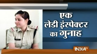 getlinkyoutube.com-WATCH: Dabangg Woman Cop Caught Demanding for Bribe