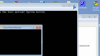 getlinkyoutube.com-Fix VirtualBox Fatal Could not read from Boot Medium! System Halted start-up boot Error