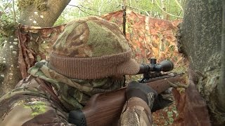 getlinkyoutube.com-The Airgun Show – hunting with a spring-powered airgun, PLUS the Benjamin Trail NP2 gas-ram on test