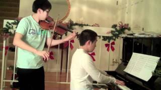 Fairy Tail - Predestination - Violin And Piano Cover