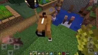 getlinkyoutube.com-Mas de 50 animales! -  Pocket Creatures Mod - Mods Para Minecraft PE - Pocket Edition 1.0