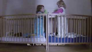 getlinkyoutube.com-Funny Twins Talks and Actions in Bedtime - Best of the Rest - Funny Kids Videos