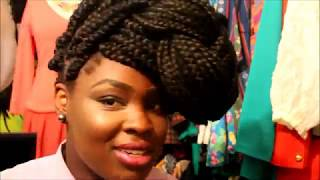 getlinkyoutube.com-7 quick & easy ways to style your braids