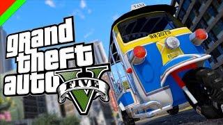 Grand Theft Auto V - ตุ๊กๆไทยแลนด์ (GTA V Mod,ตลก,ฮา)