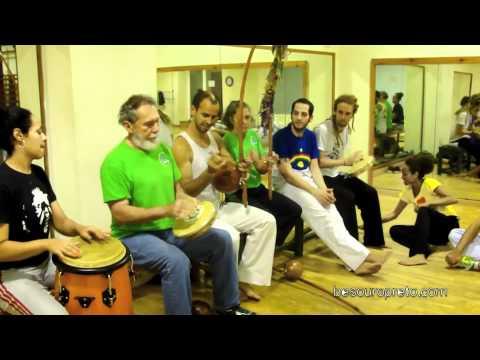 Cordão de Ouro Barcelona - 1o Festival Besouro Preto - Esquentando a bateria