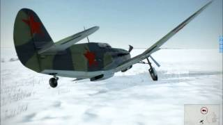 getlinkyoutube.com-IL 2 Sturmovik Battle of Stalingrad Epic Crashes and Fails Compilation