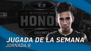 getlinkyoutube.com-JUGADA DE LA SEMANA - Jornada 8 - División de Honor Call Of Duty - T.11