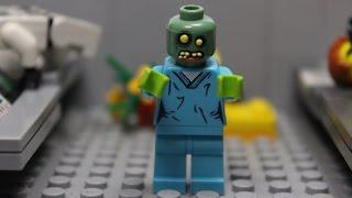 Lego Zombie Apocalypse 4:Prequel
