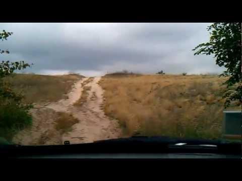 Chery Tiggo по песках