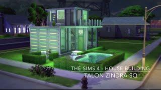 getlinkyoutube.com-The Sims 4 - House Building - Talon Zindra SQ