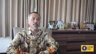 Peneliti - Dr. Ir. Pudji Muljono M.Si