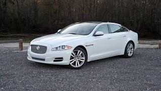getlinkyoutube.com-2015 Jaguar XJL - Driven