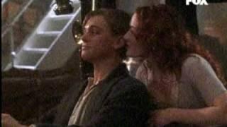 Titanic - Jack & Rose Romantic Scene!
