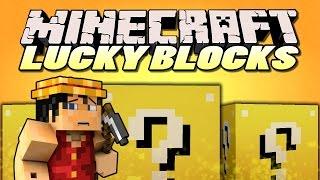مكعبات الحظ ! - #1 Minecraft Lucky Block