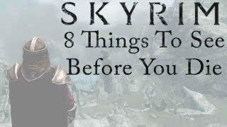 getlinkyoutube.com-8 Things to See In Skyrim Before You Die