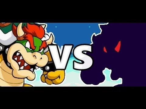 Mario & Luigi: Bowser's Inside Story - Final Battle [no