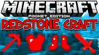 [0.10.5] Redstone Craft Mod Minecraft Pocket Edition (DOWNLOAD)