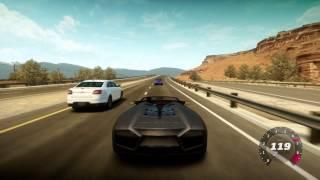 getlinkyoutube.com-Forza Horizon Lamborghini Reventon Roadster Gameplay HD