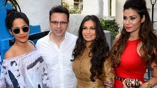 getlinkyoutube.com-Star Studded Festive Preview of Payal Singhal & Jewellery Designer Shaheen Abbas
