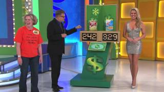 The Price Is Right - The WIFE is right!