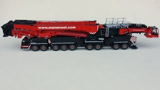 getlinkyoutube.com-Liebherr LTM 11200 Lego project overview 2013