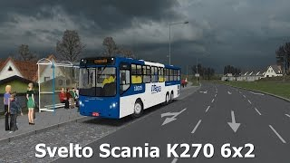 getlinkyoutube.com-OMSI 2 - COMIL Svelto Scania K270 6x2 [+DOWNLOAD]