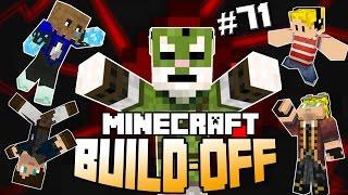 getlinkyoutube.com-Minecraft Build Off #71 - REDSTONE