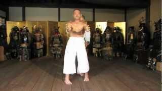 getlinkyoutube.com-Worlds Karate Legend MORIO HIGAONNA Goju-ryu Master 10th Dan (pt.3)