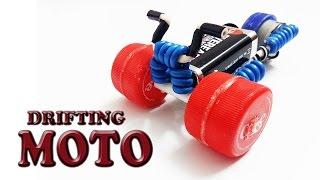 getlinkyoutube.com-How to make a three wheel drifting motorcycle