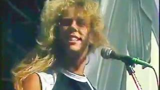 Metallica - For Whom the Bell Tolls (Day On The Green 1985) width=