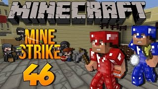 getlinkyoutube.com-Early MineStrike Winning! [Minecraft Mine Strike #46]