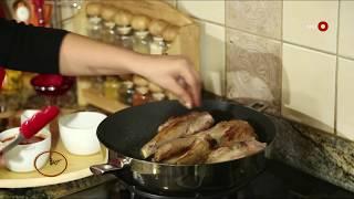 getlinkyoutube.com-ظهيرة الجمعة : ٢٦ ١٢ ٢٠١٤- زاد وملح - طريقة عمل اكلة الدوب مع اسراء