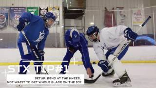 getlinkyoutube.com-On-ice Drill: Winning More Faceoffs
