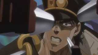 getlinkyoutube.com-Jotaro Kujo VS Dio Brando AMV