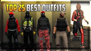 getlinkyoutube.com-TOP 25 BEST & COOLEST OUTFITS IN GTA ONLINE!