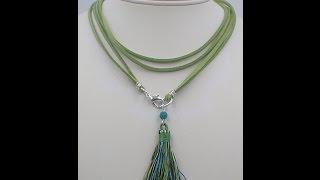 Double Crocker Necklace