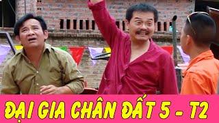getlinkyoutube.com-Phim Hài Tết | Đại Gia Chân Đất 5 - Tập 2 | Trung Hiếu , Bình Trọng , Quang Tèo