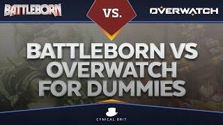 getlinkyoutube.com-Battleborn vs. Overwatch For Dummies