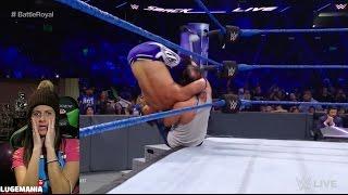 getlinkyoutube.com-WWE Smackdown 2/21/17 Battle Royal