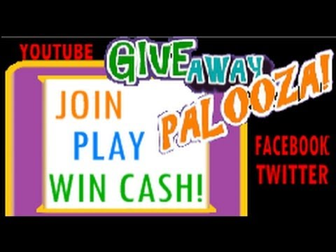 MAKE MONEY ONLINE WIN FREE CASH GAME SHOW #9 Games GIVEAWAYS